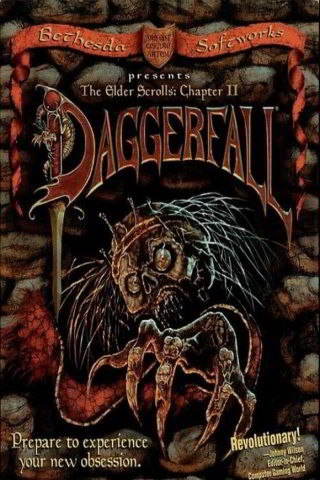 The Elder Scrolls 2: Daggerfall